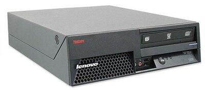 Windows XP PC Lenovo ThinkCentre M55 DT C2D-E6300 2GB 80GB
