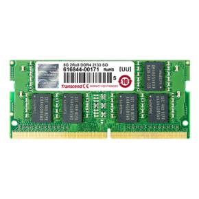 Transcend TS1GSH64V1H DDR4 SO-DIMM [8GB, 2133Mhz, CL15, 2Rx8, 512Mx8, 1.2v]