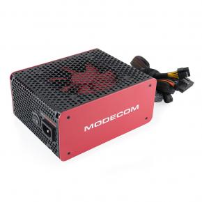Modecom ZAS-MC85-SM-750-ATX-VOLCANO VOLCANO 750 BRONZE POWER SUPPLY [ATX, 750W, APFC 85%, 120mm]