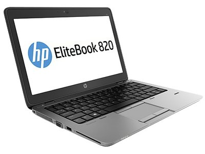 Windows 7 of 10 Pro HP ProBook 820 G1 i5-4300U 4/8GB hdd/ssd 12.5 inch + Garantie