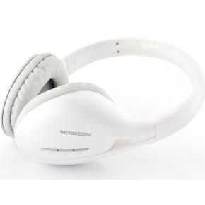 * Modecom S-MC-900B-PURE WIRELESS BLUETOOTH HEADPHONES MC-900B PURE