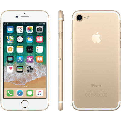 google actie Apple iPhone 7 32GB simlockvrij White Gold + Garantie