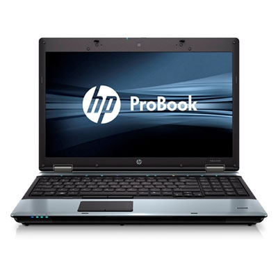 Windows 10 laptop HP 6550b i5-M450 4GB 320GB 15.6 inch