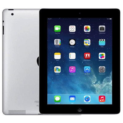 *low budget actie* Apple iPad 3 Space Grey 16GB Wifi (3G) + garantie