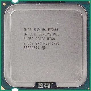 *Big Sale* Intel C2D E7200 2.53Ghz 3MB 1066FSB Socket 775 A-Grade (LEVERTIJD 2 TOT 14 WERKDAGEN)
