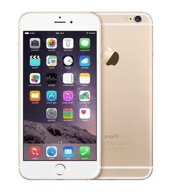 Apple iPhone 6 64GB simlockvrij White Gold + Garantie