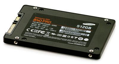 *Big Sale* Samsung 512GB SSD 840 Pro Serie 2.5 inch + Garantie