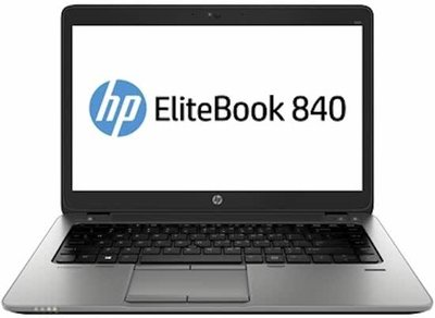 Windows 7 of 10 Pro HP EliteBook 840G1 i5-4300U 4 of 8GB hdd/ssd 14 inch + Garantie