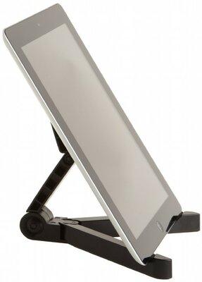 *Populair* iPad / iPhone standaard black