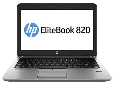 Windows 7 of 10 Pro HP EliteBook 820 G2 i7-5600U 4 of 8GB 128GB SSD 12.5 inch