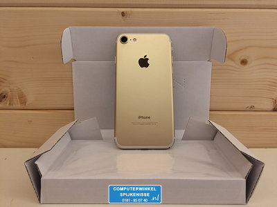 *Outlet* Apple iPhone 7 128GB simlockvrij gold + Garantie