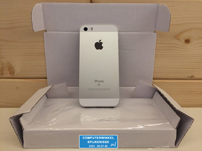 *Outlet* Apple iPhone SE 16GB simlockvrij White Silver + Garantie