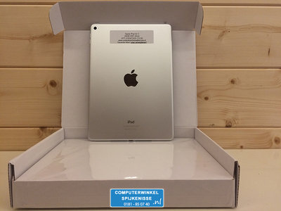 *Outlet* Apple iPad Air 2 White Silver 16GB Wifi (4G) + Garantie