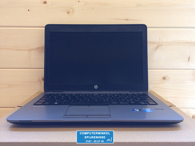 Windows 7 of 10 Pro HP ProBook 820 G1 i5-4310U 3.0Ghz 4/8GB hdd/ssd 12.5 inch + Garantie