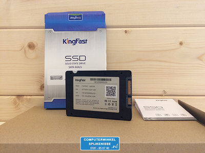 *Outlet* KingFast 120GB SSD F6 Pro 7mm