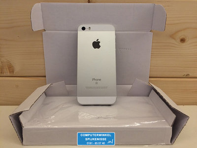 *Outlet* Apple iPhone SE 64GB simlockvrij White Silver + Garantie