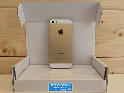 *Outlet* Apple iPhone SE 16GB simlockvrij Gold + Garantie