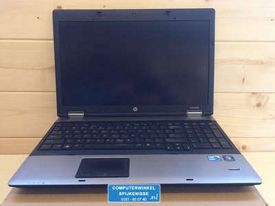 *Knutsel Project* Windows XP, 7 of 10 laptop HP 6540b i5-430 4GB 320GB 15.6 inch (geen garantie)