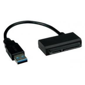 ADJ ADJBL0006 USB 3.0 to SATA3 Adapter [6.0Gbps, 15Cm, Black]