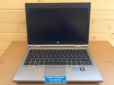 Windows XP, 7 of 10 Pro HP 2570p i7-3520M 4/8/16GB hdd/ssd 12.1 inch + garantie