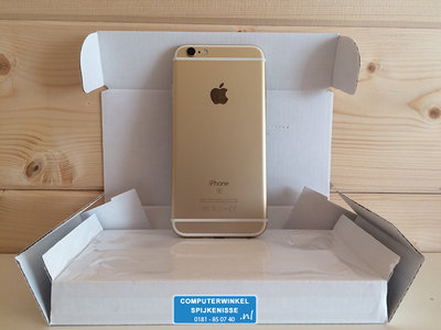 *Outlet* Apple iPhone 6S 128GB simlockvrij Gold + Garantie