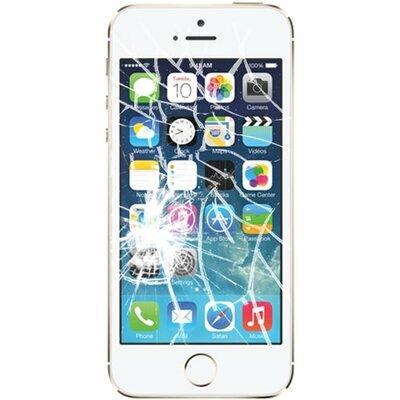 Nieuw beeldscherm plaatsen iPhone 5S
