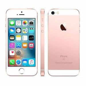 Apple iPhone SE 32GB simlockvrij Rose Gold + Garantie