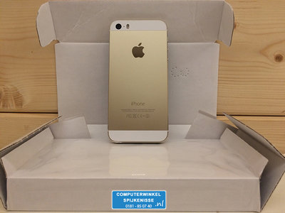 *Outlet* Apple iPhone 5s 64GB white gold + Garantie