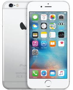 Apple iPhone 6S Plus 32GB simlockvrij White Silver