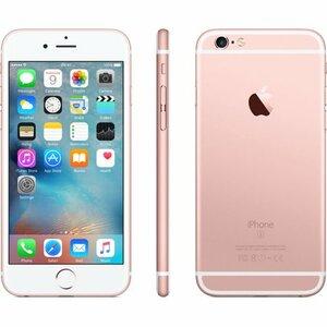 Apple iPhone 6S Plus 128GB simlockvrij rose gold + Garantie