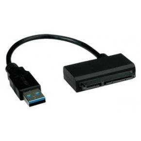 ADJ ADJBL0006 USB 3.0 to SATA3 Adapter [6.0Gbps, 15Cm, Black]