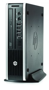 Windows XP, 7, 10 Pro PC HP Elite USDT 8200 i3-2100 4GB 160GB
