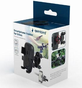 Smartphone holder for bikes