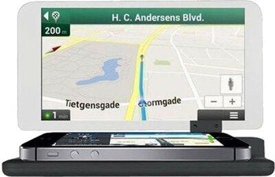 Smartphone auto dashboard Head-up display (HUD)