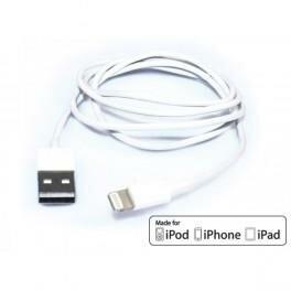 Apple iPad 4 oplaadkabel usb wit
