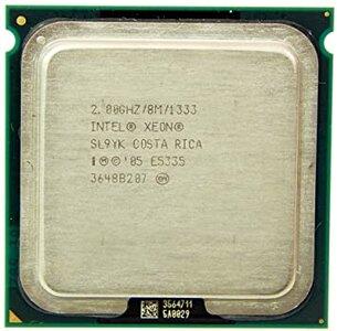 Opruiming Intel Xeon E5335 2.0Ghz 8MB FSB1333 Socket 775
