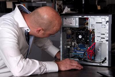 Diagnose + kleine reparatie PC in Spijkenisse op afspraak