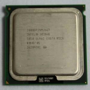 Intel Xeon 5050 3.0Ghz LGA771