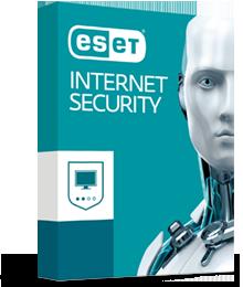 Nieuwe installatie Eset Internet Security + Licentie Key (1 jaar geldig)