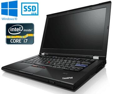 Lenovo Thinkpad T420s i7-2460M 4GB 160GB SSD 14 inch
