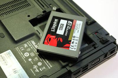 Installatie nieuwe laptop harddisk SSD of HDD in Spijkenisse op afspraak