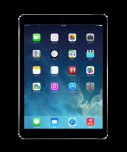 Apple iPad Air Space Grey 16GB Wifi (4G) + Garantie