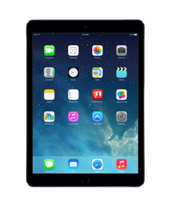Apple iPad Air 2 16GB Space Grey + Garantie