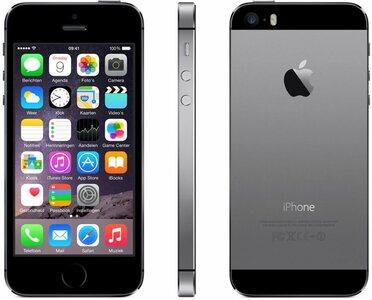 *Gratis screen protector* Apple iPhone 5s 16GB simlockvrij Space Gray + Garantie