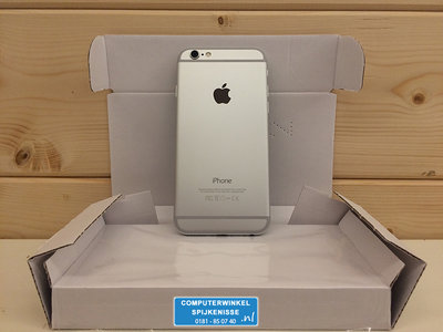 iphone 6 white silver 64gb