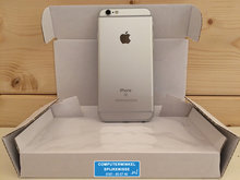 iphone 6s white silver