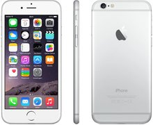 iphone 6 16gb white silver